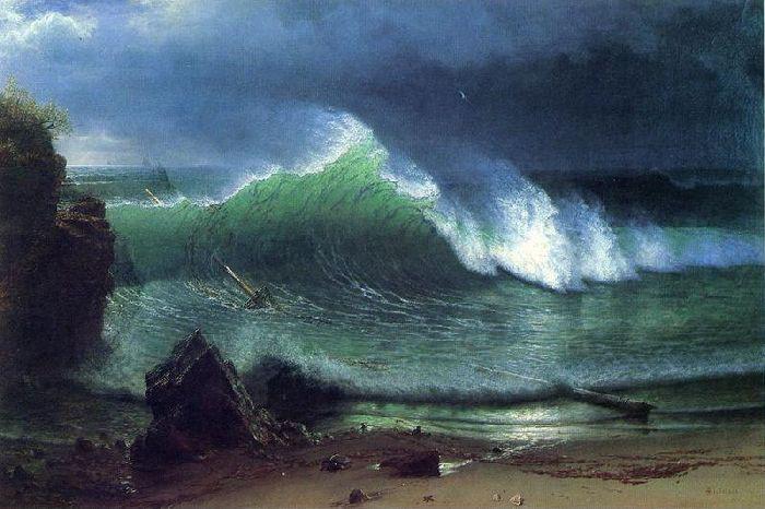 Emerald Sea painting inspiration Google Plus