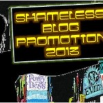 Shameless Blog Promotion 2013 header