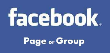 Should I start a Facebook Page or Group | image